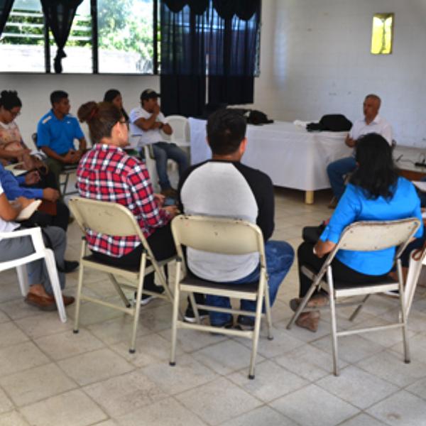 Reunión de la red Departamental de Morazán Un pueblo Un producto