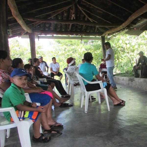 Programa de sensibilización ambiental San Antonio del Mosco - AACID