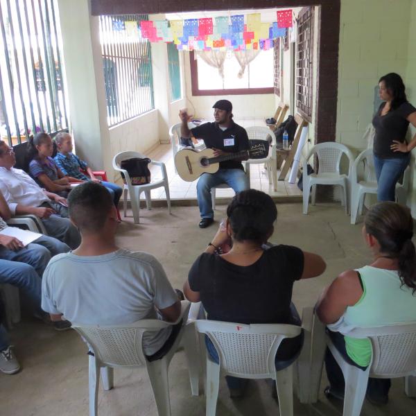 PROYECTO CULTURA 5 CODACC - FUNDESA EL SALVADOR
