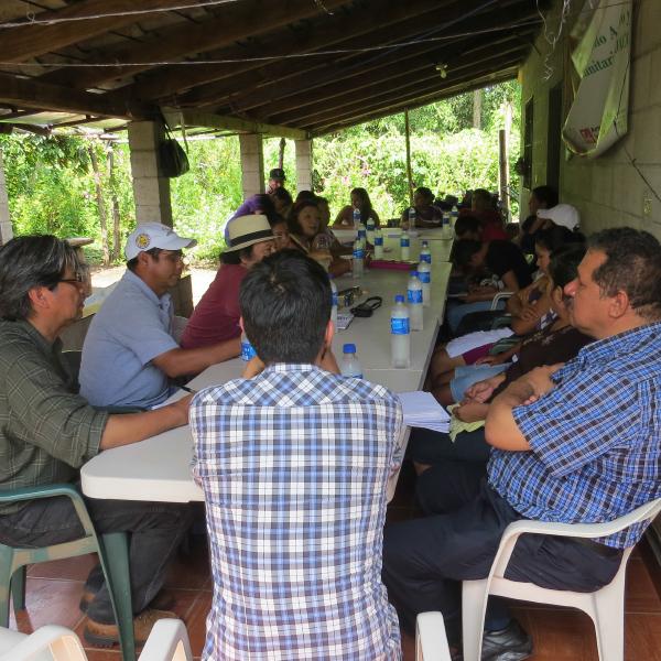 PROYECTO CULTURA 7 CODACC - FUNDESA EL SALVADOR