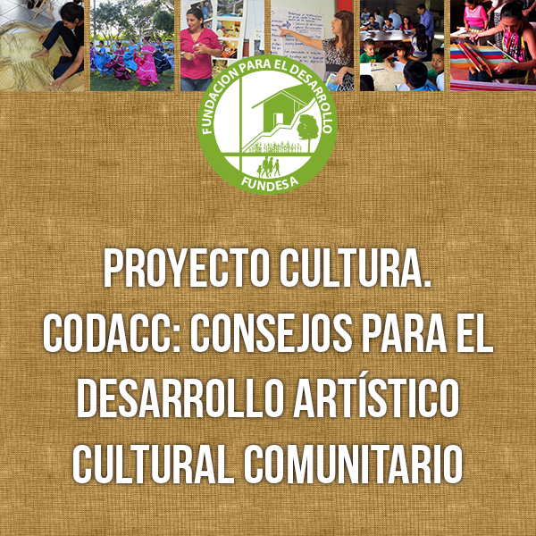 Desarrollo artistico cultural