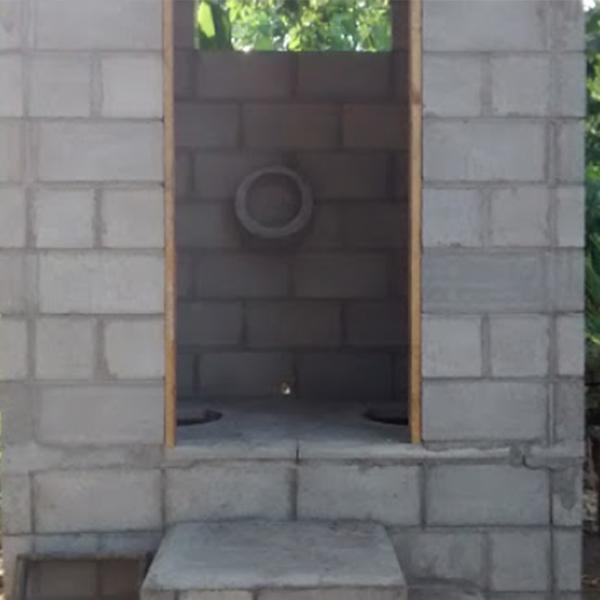 Construcción de obra de saneamiento básico