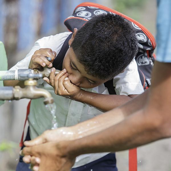 Pozos saludables resilientes a inundaciones