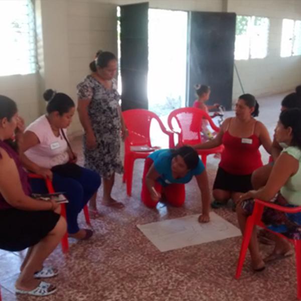 Comités de mujeres